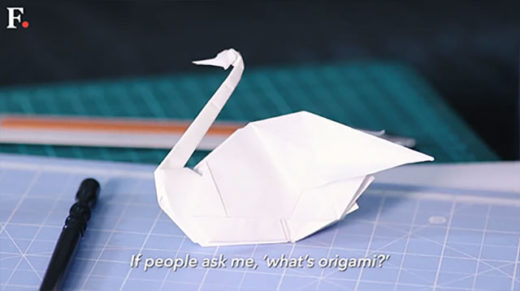 Origami Himanshu Mumbai India Firstpost interview